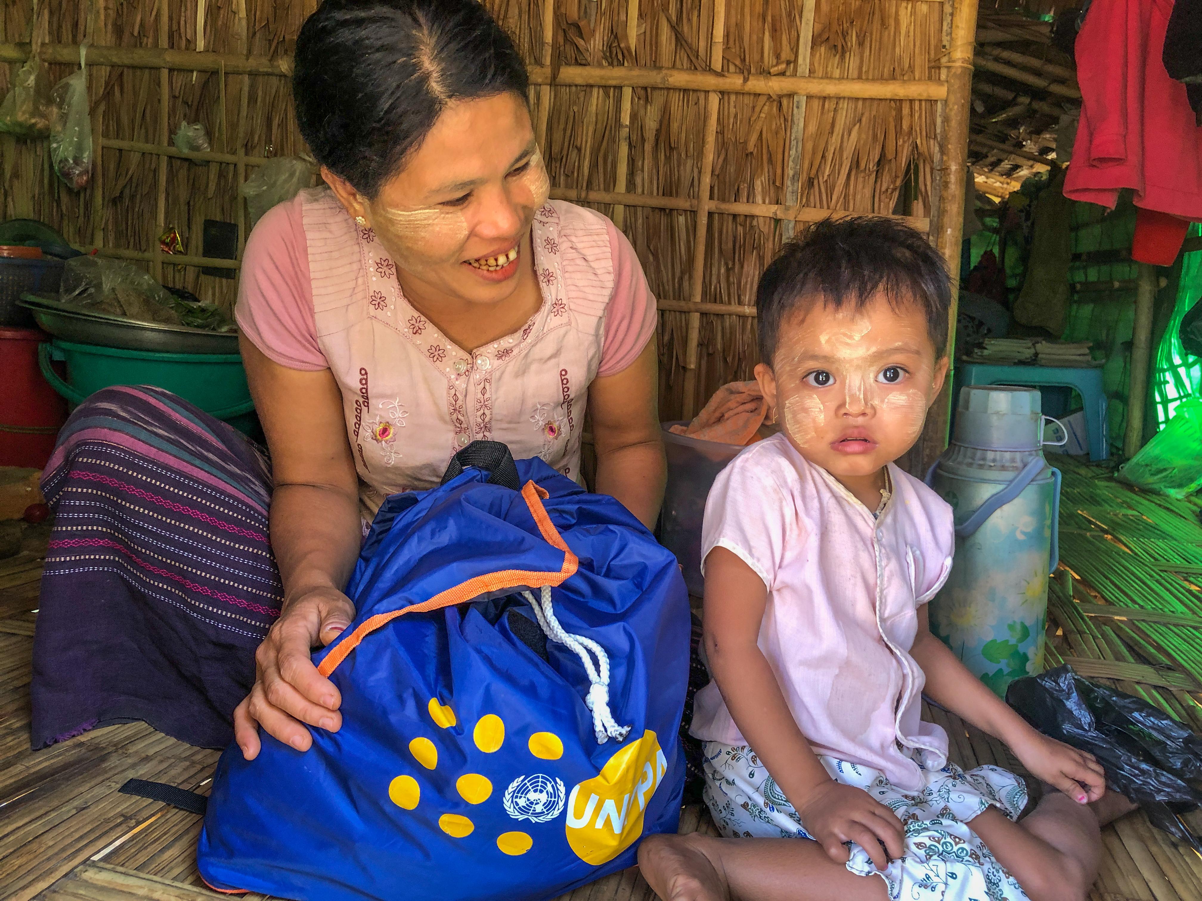 UNFPA Myanmar Rakhine