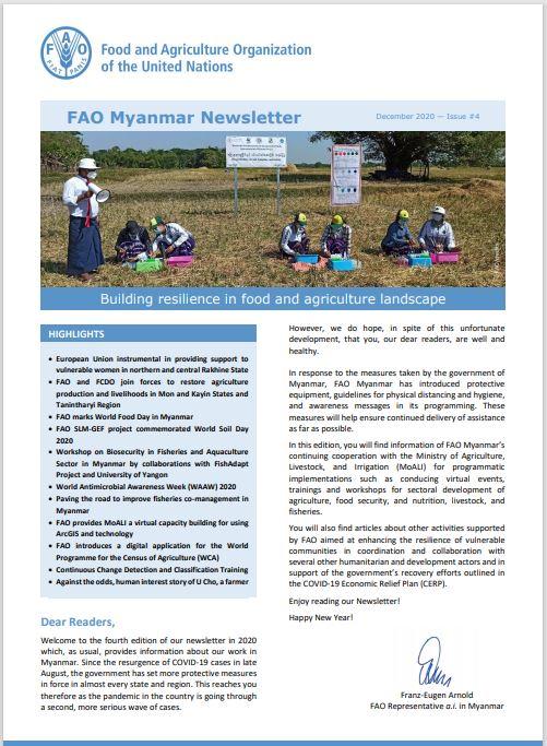 FAO Newsletter
