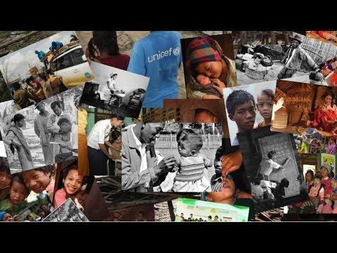 Working in partnership for children in Myanmar