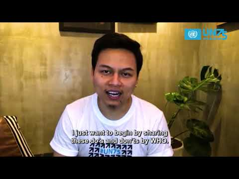 The Future We Want - Shaping our Future Together : Voices of young influencers - Phyo Pyae Sone