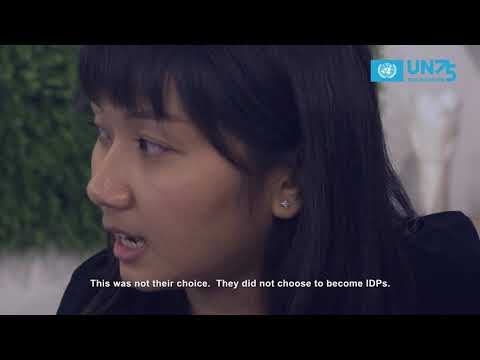 The Future We Want - Shaping our Future Together : Voices for Human Rights
