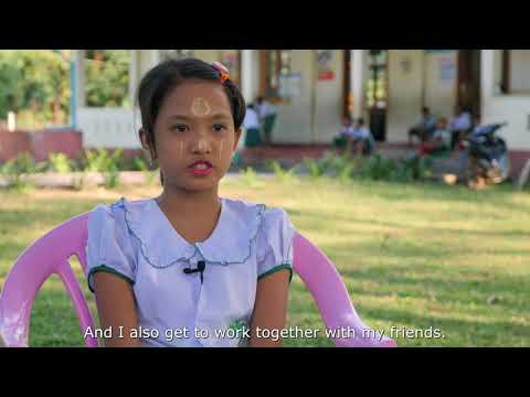 WASH in School : Makes a difference in Kayin