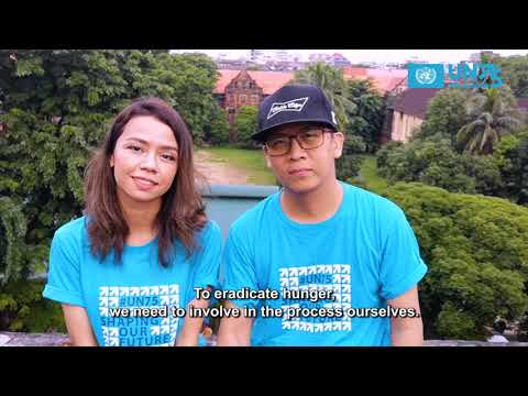 The Future We Want - Shaping our Future Together : Voices of young influencers - Yan Yan Chan & Chilli