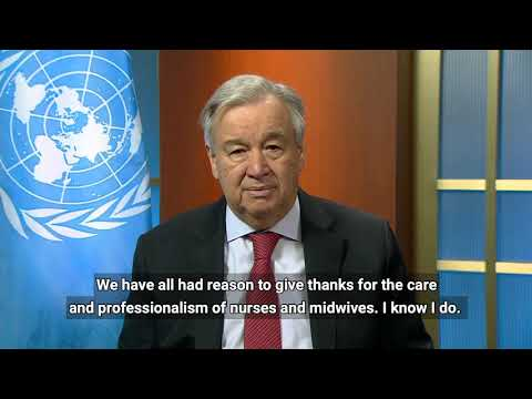 World Health Day 2020: Message from the Secretary-General