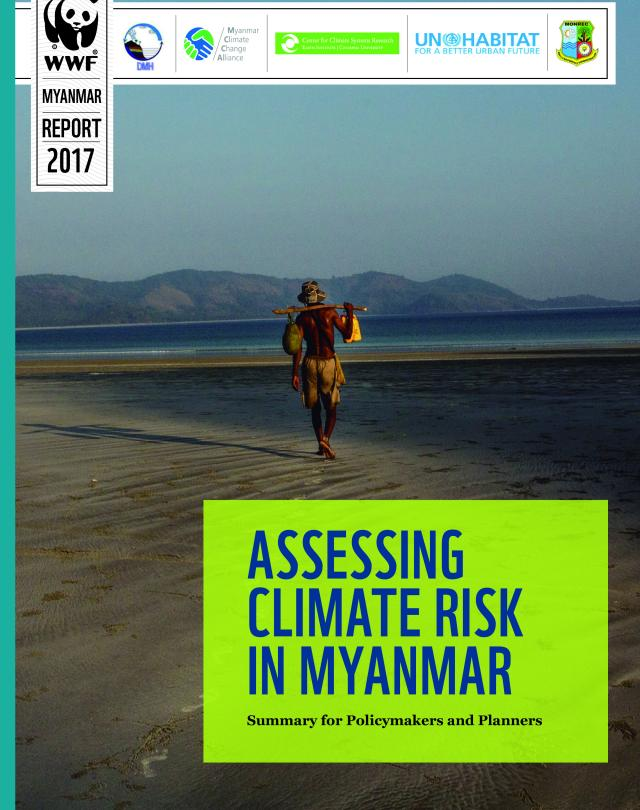Assessing Climate Risk in Myanmar